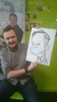 Caricature Artists North Wales Uk